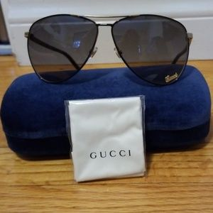 Gucci Avaitor Sunglasses